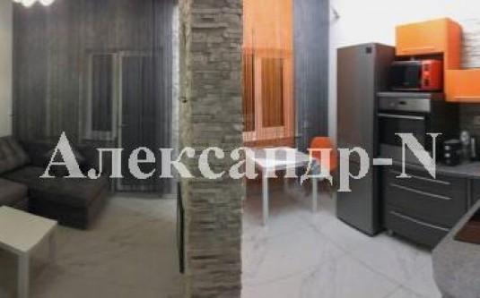 1-комнатная квартира (Бочарова Ген./Сахарова/Соларис) - улица Бочарова Ген./Сахарова/Соларис за
