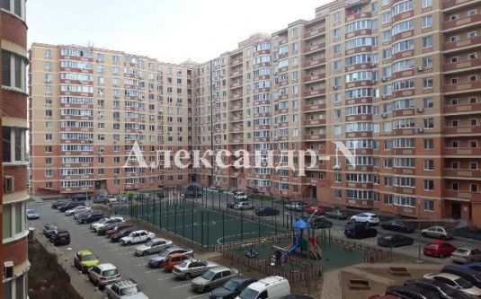2-комнатная квартира (Школьная/Паустовского/Янтарный) - улица Школьная/Паустовского/Янтарный за