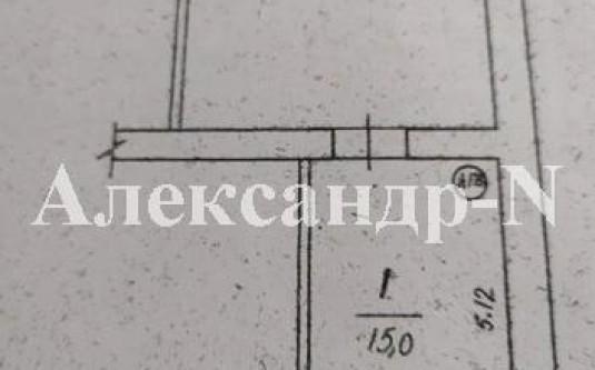 1-комнатная квартира (Болгарская/Запорожская) - улица Болгарская/Запорожская за