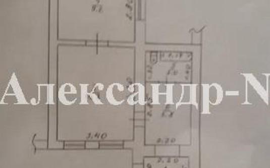 2-комнатная квартира (Хмельницкого Богдана/Запорожская) - улица Хмельницкого Богдана/Запорожская за