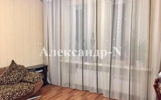 1-комнатная квартира (Черноморского Казачества/Заливная) - улица Черноморского Казачества/Заливная за