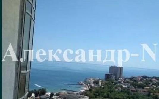 1-комнатная квартира (Гагаринское Плато/Гагарин Плаза 1) - улица Гагаринское Плато/Гагарин Плаза 1 за