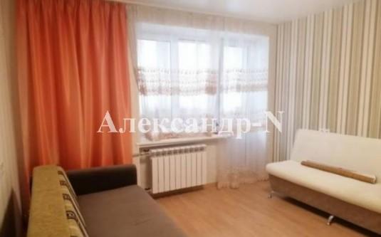 1-комнатная квартира (Марсельская/Добровольского пр.) - улица Марсельская/Добровольского пр. за