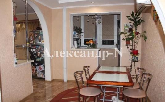 4-комнатная квартира (Крымская/Заболотного Ак.) - улица Крымская/Заболотного Ак. за