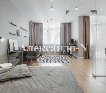 1-комнатная квартира (Французский бул.) - улица Французский бул. за 100 000 у.е.