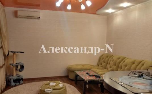 3-комнатная квартира (Днепропетр. дор./Заболотного Ак.) - улица Днепропетр. дор./Заболотного Ак. за