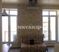 1-комнатная квартира (Фонтанка/Греческая/Авторский) - улица Фонтанка/Греческая/Авторский за 1 148 000 грн.