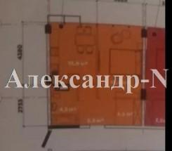 1-комнатная квартира (Фонтанка/Гоголя/Черноморская Ривьера) - улица Фонтанка/Гоголя/Черноморская Ривьера за 864 000 грн.