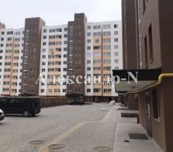 3-комнатная квартира (Сахарова/Высоцкого/Эко Соларис) - улица Сахарова/Высоцкого/Эко Соларис за 1 680 000 грн.