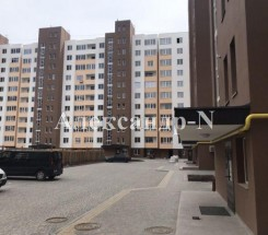 1-комнатная квартира (Сахарова/Высоцкого/Эко Соларис) - улица Сахарова/Высоцкого/Эко Соларис за 700 000 грн.