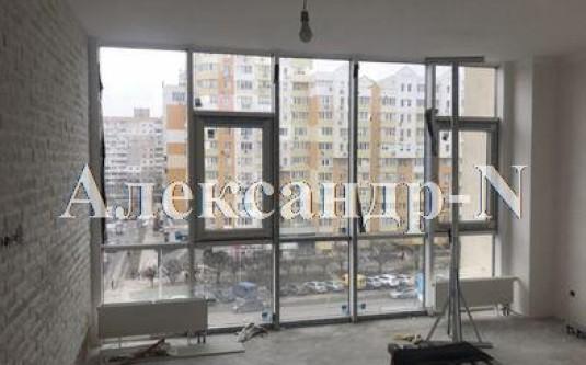 1-комнатная квартира (Сахарова/Высокая/Двадцатая Жемчужина) - улица Сахарова/Высокая/Двадцатая Жемчужина за