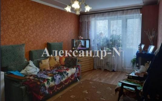 1-комнатная квартира (Заболотного Ак./Добровольского пр.) - улица Заболотного Ак./Добровольского пр. за