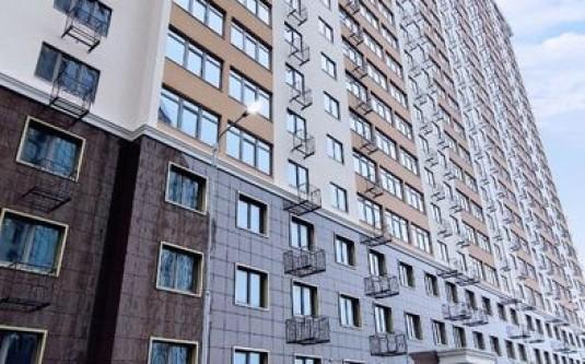 2-комнатная квартира (Сахарова/Высоцкого/54-Я Жемчужина) - улица Сахарова/Высоцкого/54-Я Жемчужина за