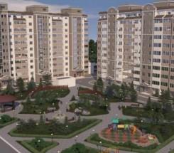 1-комнатная квартира (Сахарова/Высоцкого/Эко Соларис) - улица Сахарова/Высоцкого/Эко Соларис за 546 000 грн.