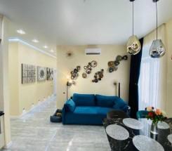 3-комнатная квартира (Фонтанка/Греческая/Авторский) - улица Фонтанка/Греческая/Авторский за 4 760 000 грн.