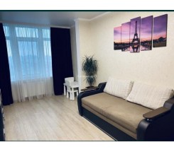 1-комнатная квартира (Сахарова/Высоцкого/Тридцатая Жемчужина) - улица Сахарова/Высоцкого/Тридцатая Жемчужина за 1 036 000 грн.