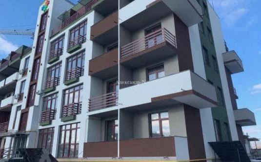 2-комнатная квартира (Бочарова Ген./Сахарова/Смарт Сити) - улица Бочарова Ген./Сахарова/Смарт Сити за