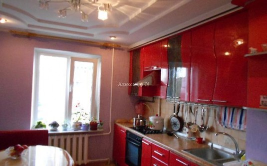3-комнатная квартира (Высоцкого/Сахарова) - улица Высоцкого/Сахарова за