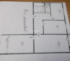 3-комнатная квартира (Затонского/Добровольского пр.) - улица Затонского/Добровольского пр. за 858 200 грн.
