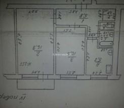1-комнатная квартира (Паустовского/Добровольского пр.) - улица Паустовского/Добровольского пр. за 280 000 грн.