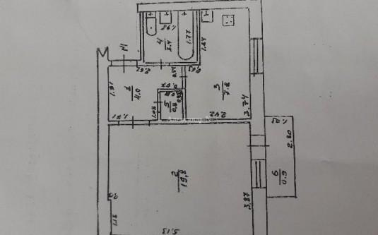 1-комнатная квартира (Новые Шамполы/Советской Армии) - улица Новые Шамполы/Советской Армии за