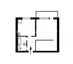 1-комнатная квартира (Затонского/Добровольского пр.) - улица Затонского/Добровольского пр. за 688 500 грн.
