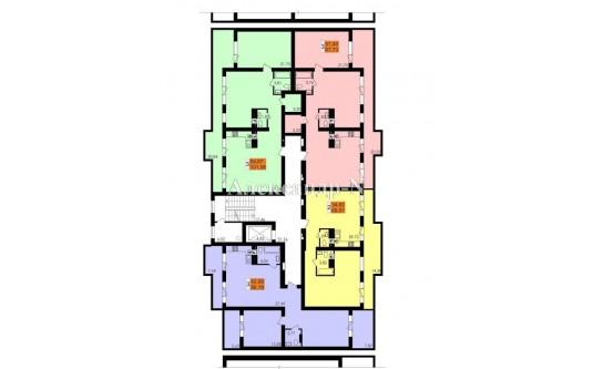 2-комнатная квартира (Фонтанка/Чехова/Заболотного Ак./Ривьера Сити) - улица Фонтанка/Чехова/Заболотного Ак./Ривьера Сити за