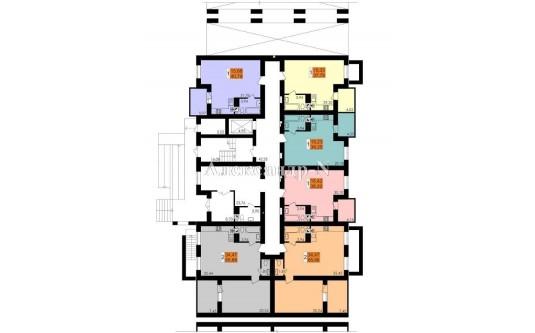 1-комнатная квартира (Фонтанка/Чехова/Заболотного Ак./Ривьера Сити) - улица Фонтанка/Чехова/Заболотного Ак./Ривьера Сити за