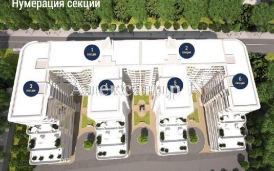 1-комнатная квартира (Львовская/Дачная/Море) - улица Львовская/Дачная/Море за