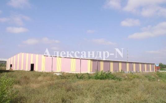 Склад (Овидиопольская дор.) - улица Овидиопольская дор. за
