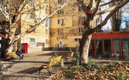 Магазин (Сегедская/Лунный пер.) - улица Сегедская/Лунный пер. за